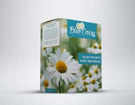 #21 para Create Print and Packaging Designs for Blue Daisy Tea Company por skanone
