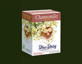 Nambari 37 ya Create Print and Packaging Designs for Blue Daisy Tea Company na mazila