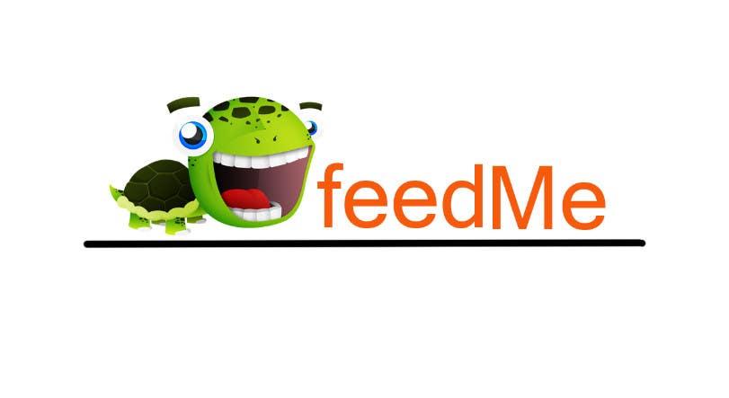 Contest Entry #                                        19                                      for                                         Design a Logo for feedME