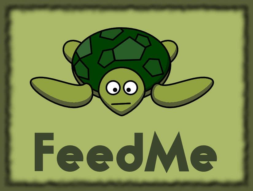 Konkurrenceindlæg #27 for Design a Logo for feedME