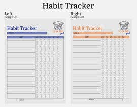 #14 for Habit Tracker by NaeemGFX01