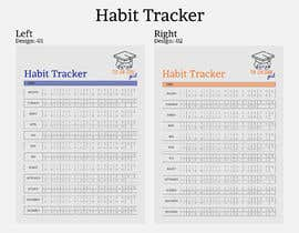 #17 for Habit Tracker by NaeemGFX01