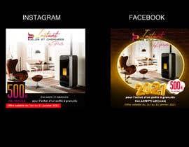 nº 25 pour Publication Facebook et Instagram par samrazaki12
