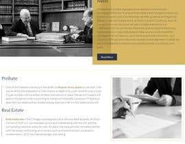 #56 for design  a word press website for a real estate law firm - 31/12/2020 13:44 EST by DeveloperWp360