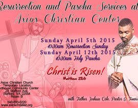 #13 for Design an Advertisement for Easter Flyer by Parnasus