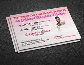 #2 for Design an Advertisement for Easter Flyer by Khalilmz