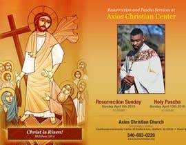 #8 for Design an Advertisement for Easter Flyer by Raviart81