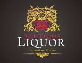 #613 para Logo Design for boutique liquor por suhas02
