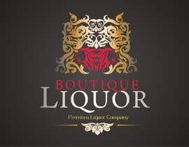 nº 615 pour Logo Design for boutique liquor par suhas02