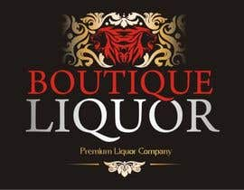 nº 619 pour Logo Design for boutique liquor par suhas02
