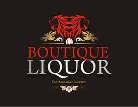 nº 621 pour Logo Design for boutique liquor par suhas02