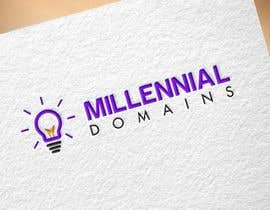 #89 for Design a Logo for MillennialDomains.com by neerajvrma87