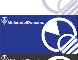 #124 for Design a Logo for MillennialDomains.com by fadishahz