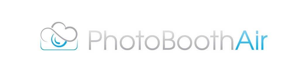Proposition n°                                        22                                      du concours                                         Design a Logo for PhotoBoothAir