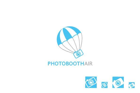 Proposition n°                                        77                                      du concours                                         Design a Logo for PhotoBoothAir