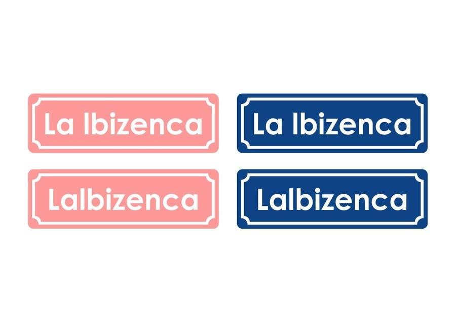 Penyertaan Peraduan #14 untuk Design a Logo for Laibizenca