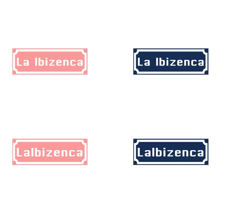 Penyertaan Peraduan #33 untuk Design a Logo for Laibizenca