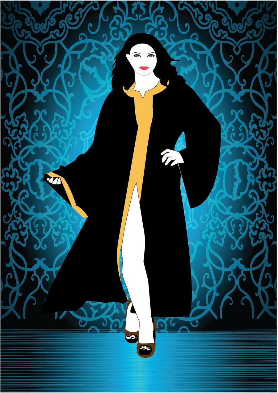 Inscrição nº 55 do Concurso para Mystique Brand Illustration