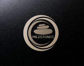 "#408 for ""MILESTONES"" company LOGO creation by shetirani3"