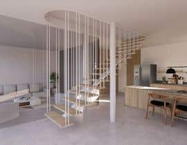 #103 para Designing Staircase por cammile30
