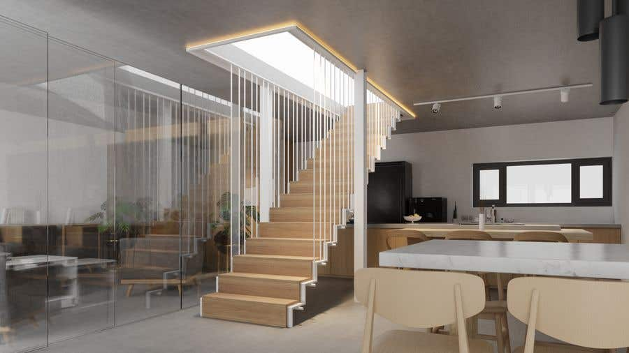 Proposition n°                                        96                                      du concours                                         Designing Staircase