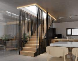 #97 para Designing Staircase por alif2113