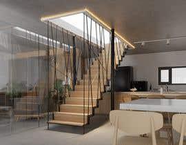 nº 98 pour Designing Staircase par alif2113