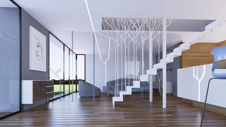 Proposition n°                                        109                                      du concours                                         Designing Staircase