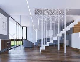 nº 109 pour Designing Staircase par alawaiti
