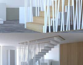Nro 39 kilpailuun Designing Staircase käyttäjältä deeps831
