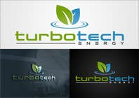 Design a Logo for TurboTech Energy için Graphic Design105 No.lu Yarışma Girdisi