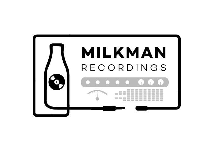 Contest Entry #                                        19                                      for                                         Create a logo and business card design for Milkman Recordings.