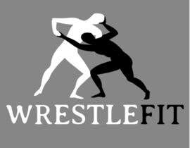 #7 for Design a Logo for WrestleFit by Escbox