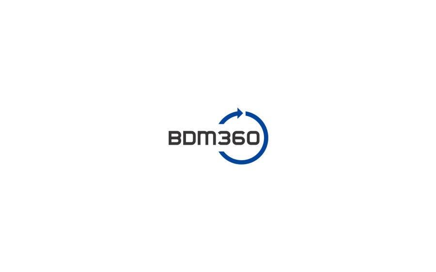 Contest Entry #                                        32                                      for                                         Design a Logo for BDM360