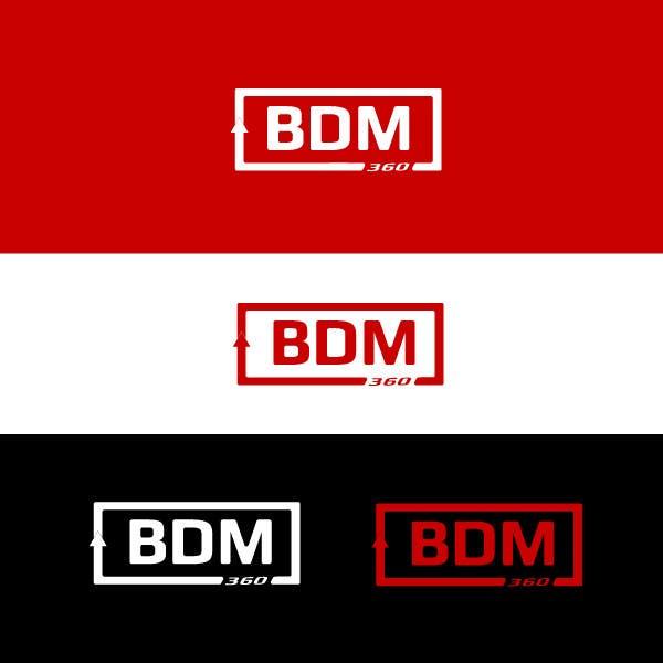 Contest Entry #                                        19                                      for                                         Design a Logo for BDM360