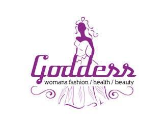 Konkurrenceindlæg #                                        63                                      for                                         Design a Logo for Goddess.