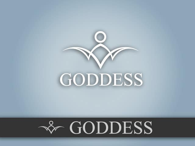 Konkurrenceindlæg #                                        85                                      for                                         Design a Logo for Goddess.