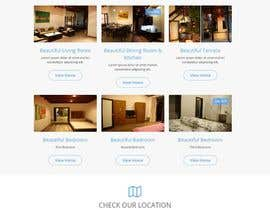 #6 for Simple web page for our villa by rzlrip