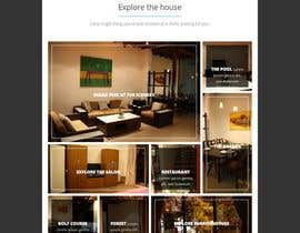 #9 cho Simple web page for our villa bởi rzlrip