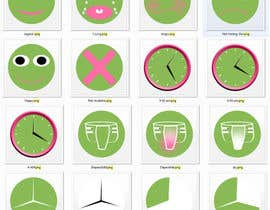 birhanedangew tarafından Design some Icons for mobile application için no 4
