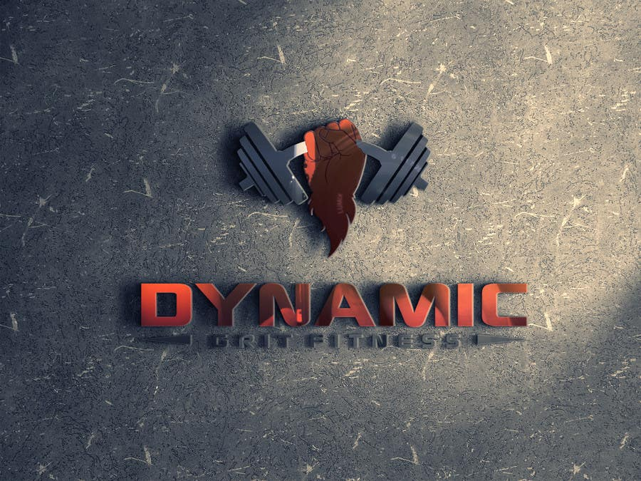 Contest Entry #                                        45                                      for                                         Design a Logo for Dynamic Grit Fitness