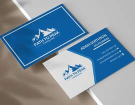 Nro 617 kilpailuun Business Card Design käyttäjältä tanvirhemel09