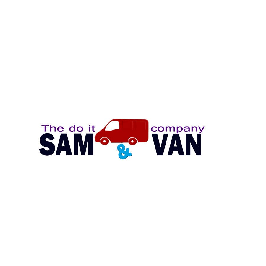 Contest Entry #                                        80                                      for                                         Design a Simple Logo for Sam and Van