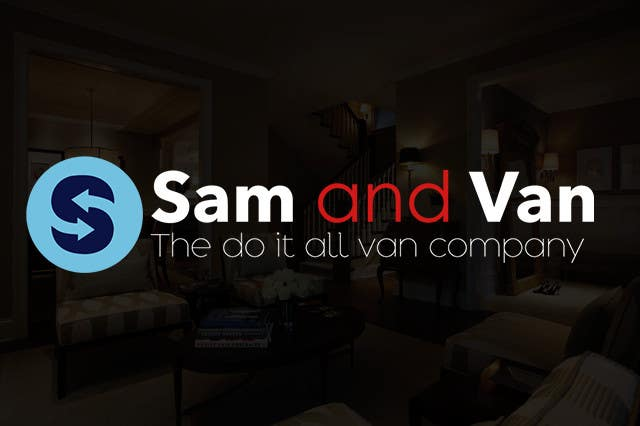 Contest Entry #                                        43                                      for                                         Design a Simple Logo for Sam and Van