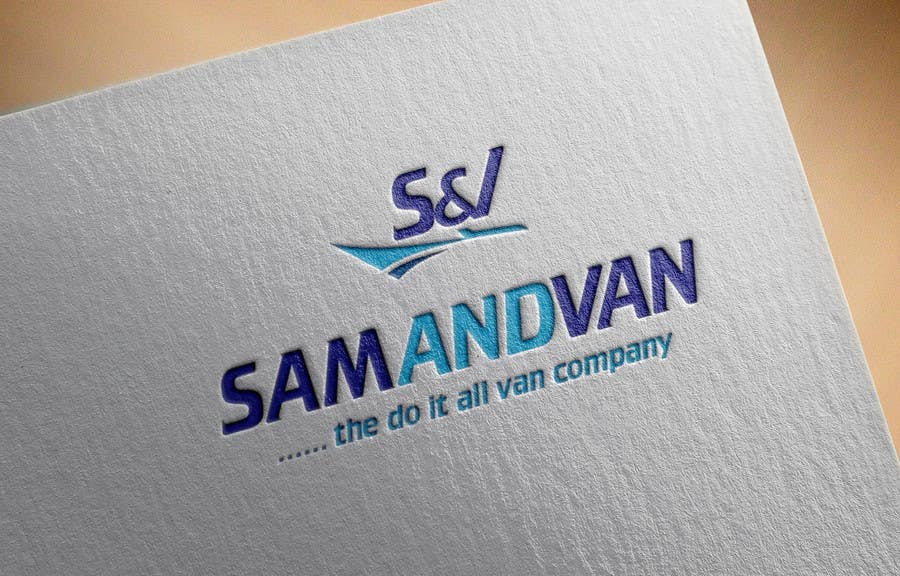 Contest Entry #                                        31                                      for                                         Design a Simple Logo for Sam and Van