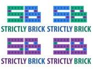 Design a Logo for Strictly Briks için Graphic Design143 No.lu Yarışma Girdisi