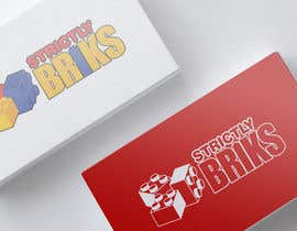 #166 for Design a Logo for Strictly Briks by Mechaion