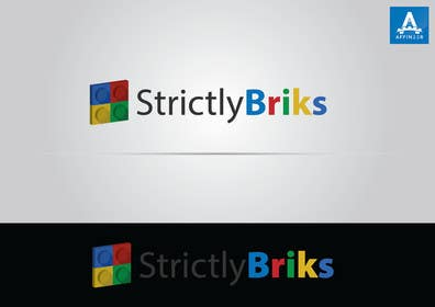 #158 for Design a Logo for Strictly Briks af affineer