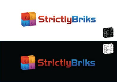 #211 for Design a Logo for Strictly Briks af affineer