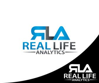 #21 for Design a Logo for Real Life Analytics af alikarovaliya